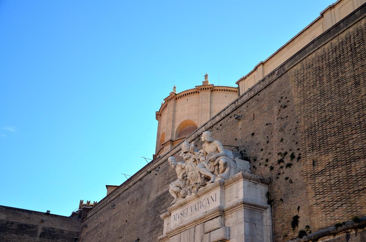 streept in rome